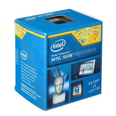 Procesor Intel Xeon E3-1241 v3 3500MHz 1150 Box