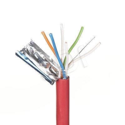 Madex kabel telekomunikacyjny PVC YnTKSYekw 100m 3x2x0,8 PPOŻ czerwony