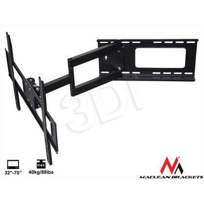 "MACLEAN UCHWYT DO TELEWIZORA 32-70"" MC-602 MAX VESA 600X400 40KG TV"