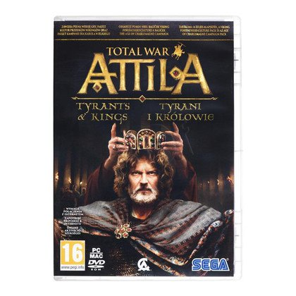 Gra PC Total War: Attila - Tyrants & Kings