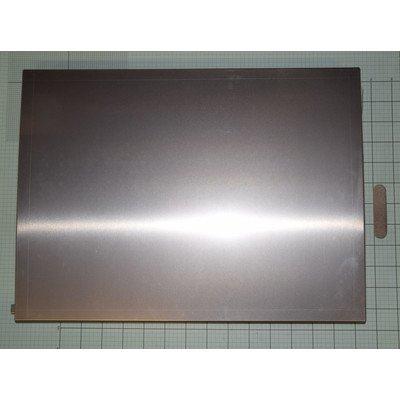 Drzwi zamrażarki srebrne(1033239)