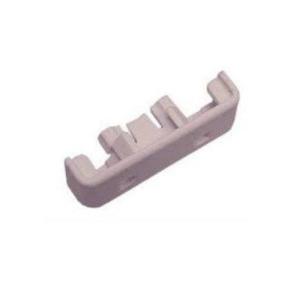 Blokada/Ogranicznik prowadnicy kosza przedni do zmywarki Whirlpool (481940449951)