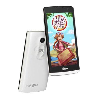 "Smartphone LG Leon (H320) 8GB 4,5"" biały"