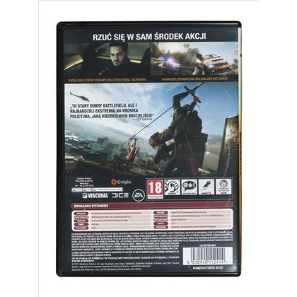 Gra PC Battlefield Hardline