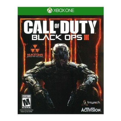 Gra Xbox ONE Call of Duty Black Ops 3 Hardened