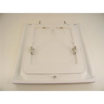 Drzwi (klapa) pralki kompletne (481244010892)