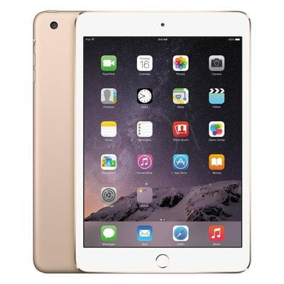 "Apple Tablet iPad mini 4 MK6L2FD/A( 7,9"" Wi-Fi 16GB złoty)"