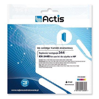 Actis KH-344R tusz trójkolorowy do drukarki HP (zamiennik HP 344 C9363EE) Standard