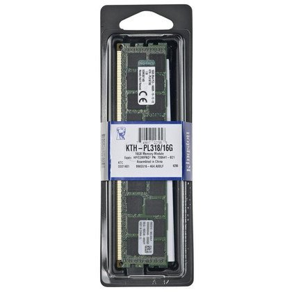 KINGSTON DED.SR KTH-PL318/16G 16GB 1866MHz DDR3