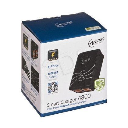 Arctic Cooling Ładowarka sieciowa 4x USB 4800mA