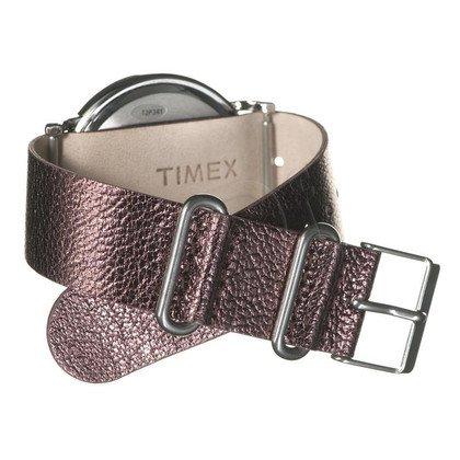ZEGAREK TIMEX Weekender Metallic Oxblood