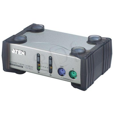 ATEN CS-82A KVM 2/1 PS2 Master Desktop