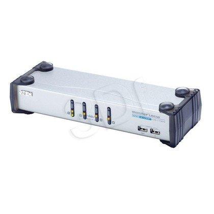 ATEN CS-1764A KVM 4/1 USB DVI