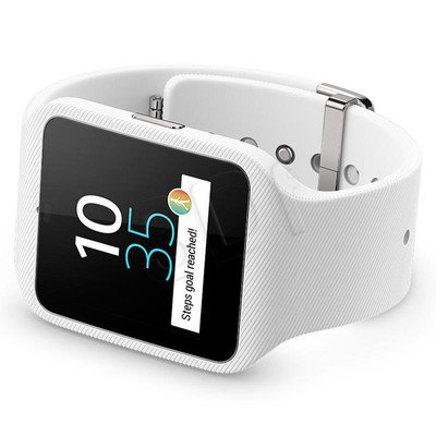 Smartwatch SONY MOBILE 3 SWR50 1292-4180 biały
