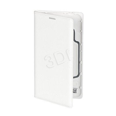 SAMSUNG ETUI FLIP WALLET DO S5 SHIMMERY WHITE