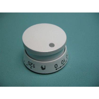 Pokrętło białe minutnika E455.02/09.5972.00-2 180st. (8035075)