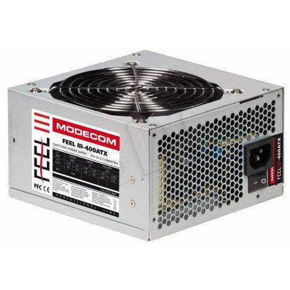 ZASILACZ MODECOM FEEL 3-400ATX 400W PFC