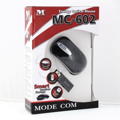 BEZPRZEWODOWA MYSZ MODECOM MINI MC-602 BLACK