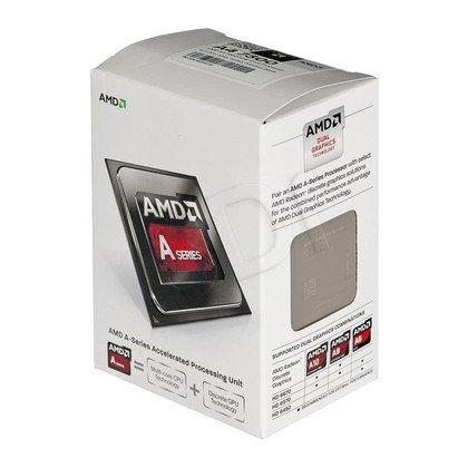Procesor AMD APU A4 7300 3400MHz FM2+ Box