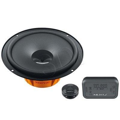Głośniki samochodowe HERTZ DSK165.3 (moc max. 160W/ czarne; 2szt )