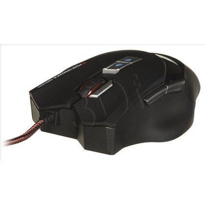 Tacens Mysz przewodowa laserowa MM3 16400dpi czarna