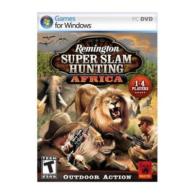 Gra PC Remington Super Slam Hunting: Africa (klucz do pobrania)