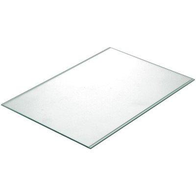 Półka szklana z prowadnicą 434X292X4 (C00282798)