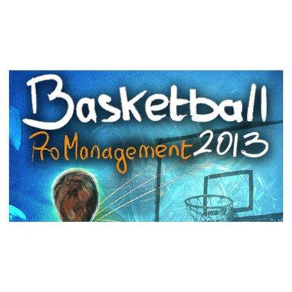 Gra PC Basketball Pro Management 2013 (klucz do pobrania)