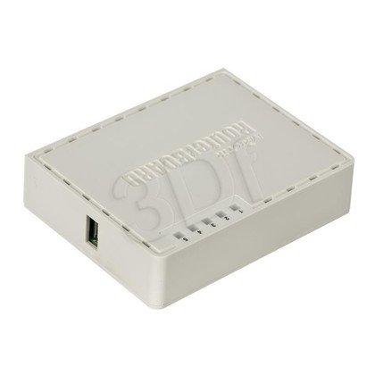 MikroTik RB750UP Router L4 5xLAN 1xUSB PoE