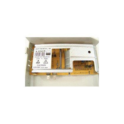 Elementy elektryczne do pralek r Moduł elektroniczny skonfigurowany do pralki Whirpool (481221478255)