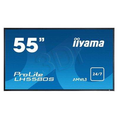 "IIYAMA MONITOR LCD 55"" LH5580S-B1"