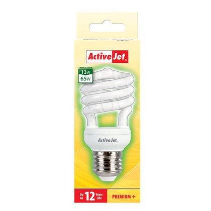 ActiveJet Świetlówka AJE-S13P E27/13W --> 65W - 12000h