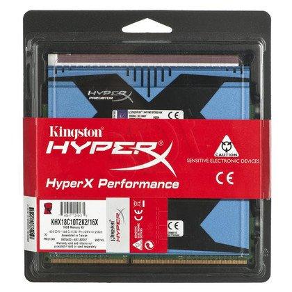 KINGSTON HyperX DDR3 2x8GB KHX18C10T2K2/16X