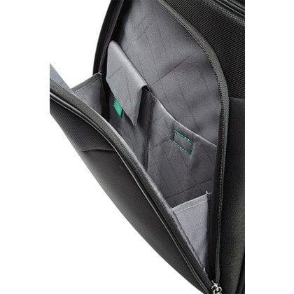 "SAMSONITE PLECAK KOMPUTER. 50D09006 DESKLITE-LAPTOP BACKPACK 15.6"" +TABLET. 2 KOMORY I KIESZEŃ, SUWAKI. RĄCZKA, PASKI, WSPOMA"