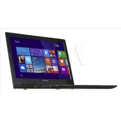 "LENOVO G50-80 i3-4030U 4GB 15,6"" HD 1000GB HD4400 R5M330 Win8.1 Czarny 80L000EMPB 1Y"