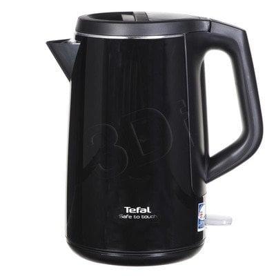 Czajnik elektryczny Tefal Safe to Touch KO 370 (1,5l 2400W Czarny)