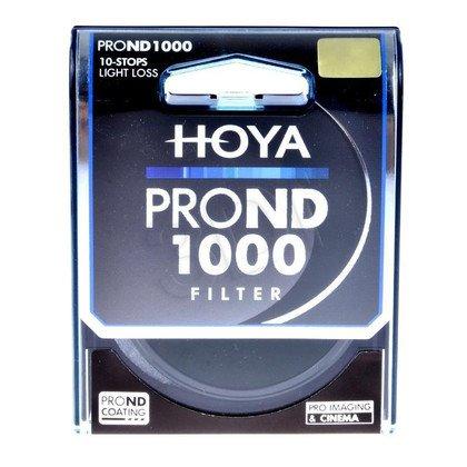 Filtr Hoya Szary Pro ND1000 62mm