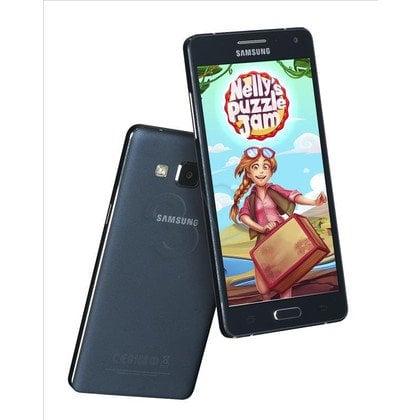 "Smartphone Samsung Galaxy A5 (A500F) 5,0"" czarny LTE"