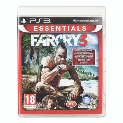 Gra PS3 Far Cry 3 Essentials