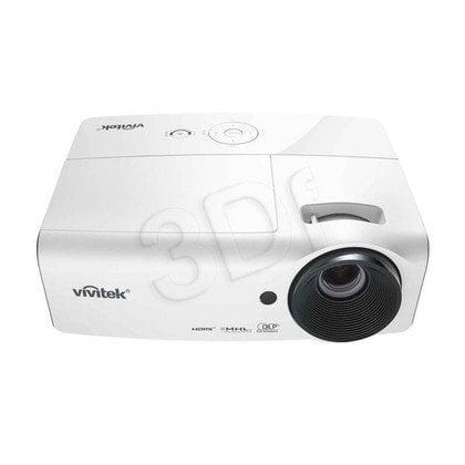 VIVITEK Projektor D554 DLP 800x600 3000ANSI lumen 15000:1