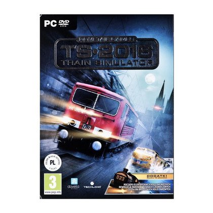 Gra PC Train Simulator 2016