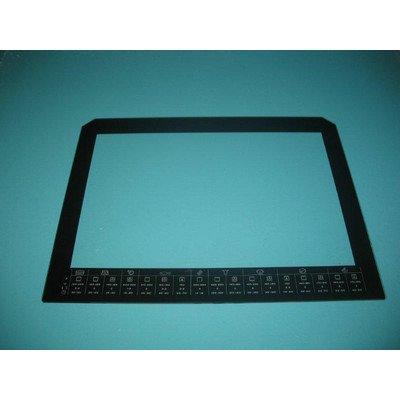 Szyba drzwi wewnętrzna pyrolux czarn-przepisy (8051696)