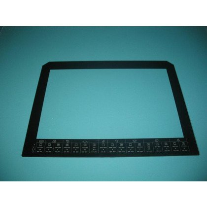 Szyba drzwi wewnętrzna pyrolux czarna-przepisy (8051696)