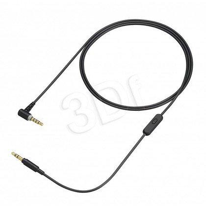 Słuchawki nauszne z mikrofonem Sony MDR-10RCB (Czarny)