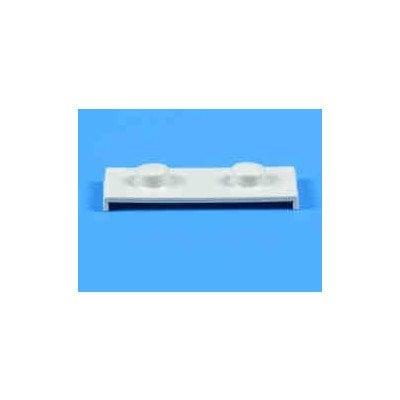 Przycisk (klawisz) wyłącznika sieciowego zmywarki Whirlpool (481241029384)