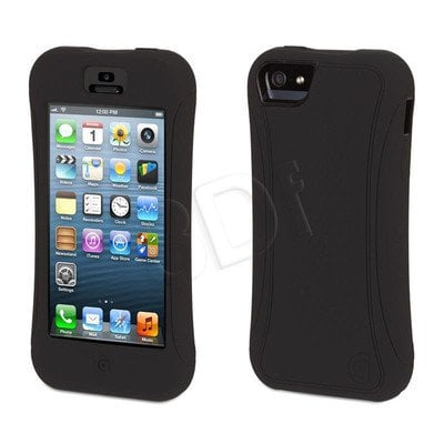 "Griffin Etui do telefonu Survivor Slim 4"" iPhone 5/5S czarne"