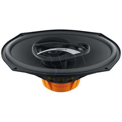 Głośniki samochodowe HERTZ DCX690.3 (moc max.180W/ czarne; 2szt )