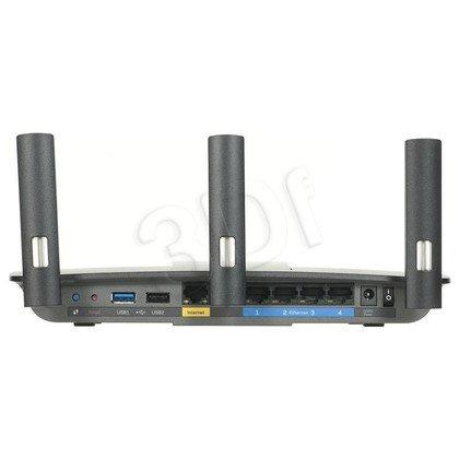 Linksys router XAC1900 (ADSL2+ WiFi 2,4/5GHz)