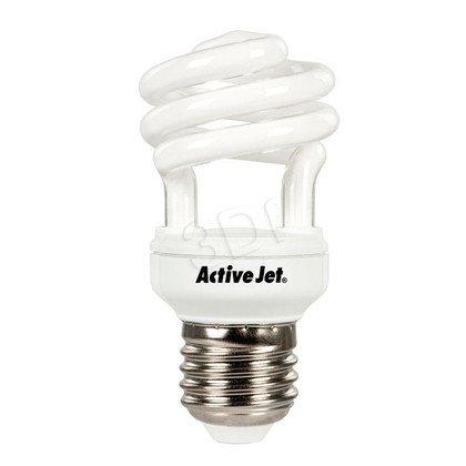 ActiveJet Świetlówka AJE-S11P E27/11W -->50W - 12000h