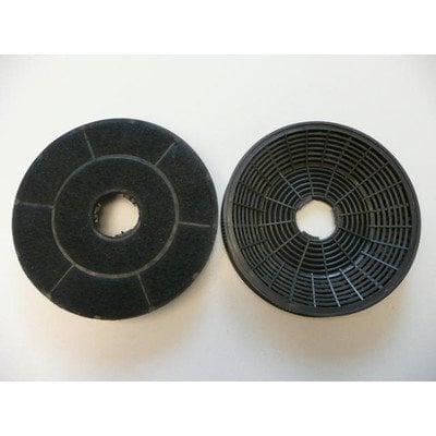 Filtr węglowy FWK160 - kpl 2 szt (FR8972)